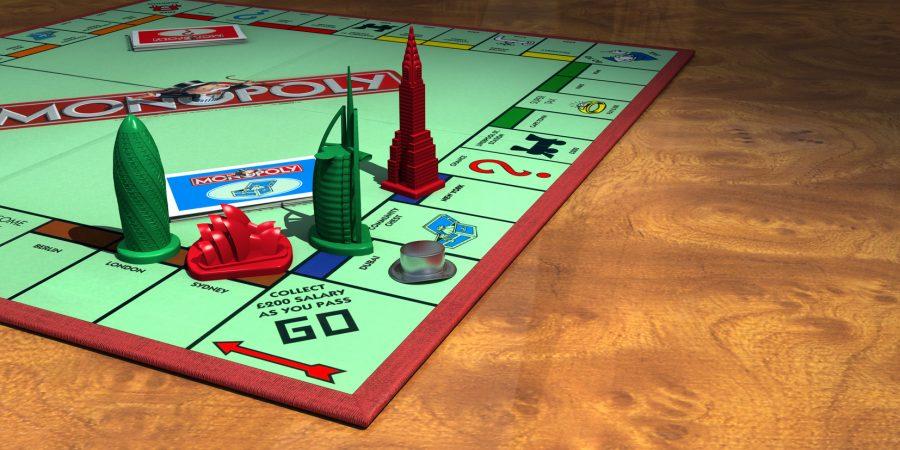 Schroder Monopoly Famous Buildings