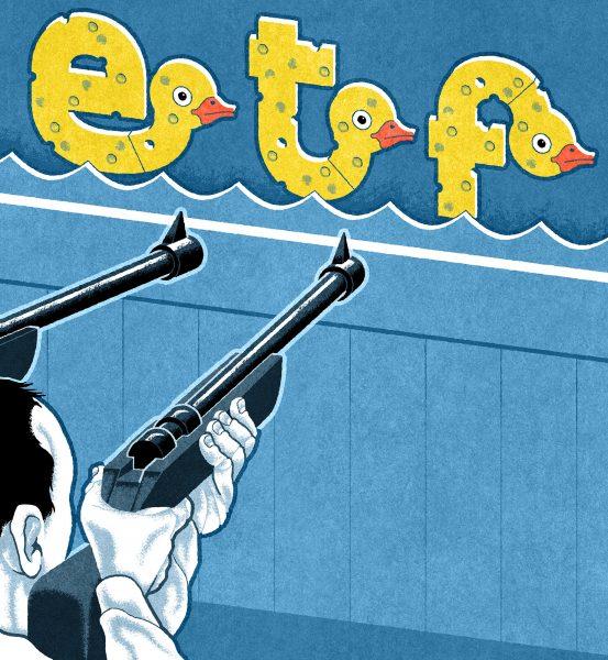Shooting ETFs