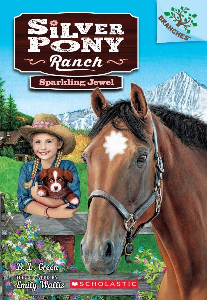 Silver Pony Ranch -Sparkling Jewel Front Cover