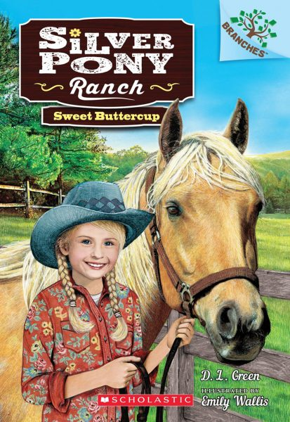 Silver Pony Ranch -Sweet Buttercup Front Cover