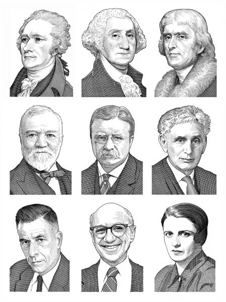 Smithsonian Institute Portraits
