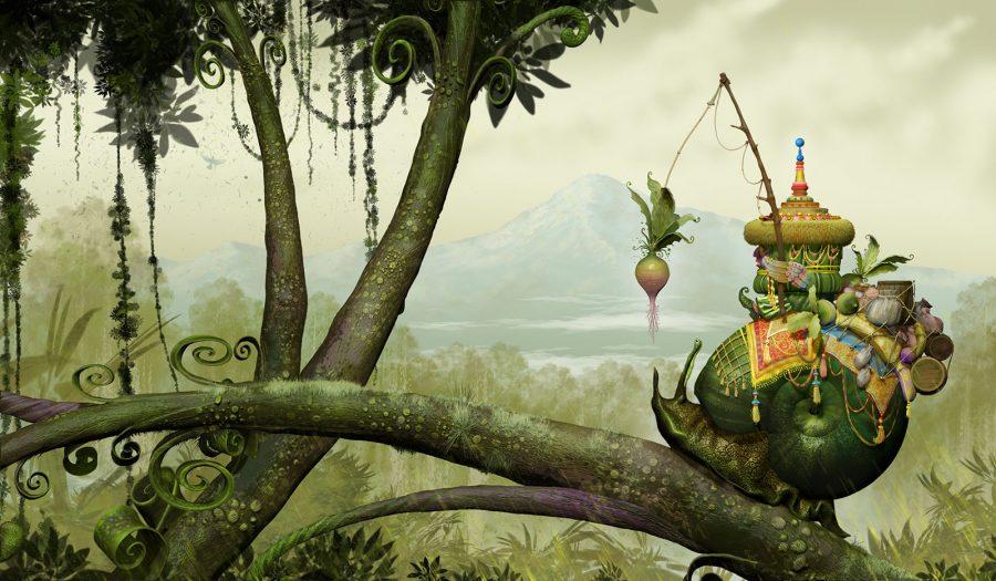 Snail Forrest