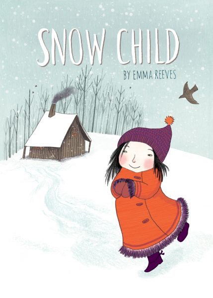 Snow Child Publicity image for Tutti Frutti Productions