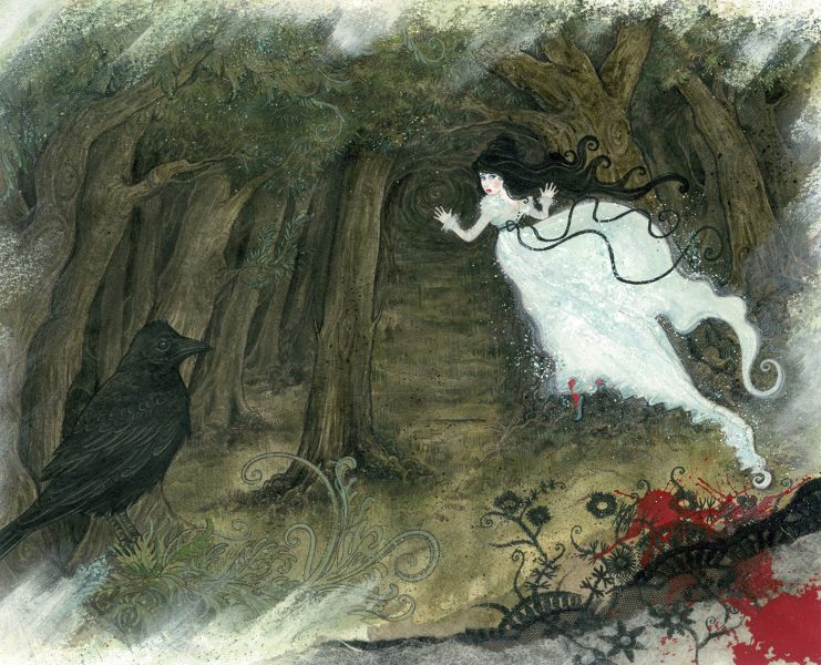 Snow White The Brothers Grimm