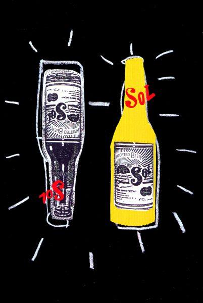 Sol Beer Poster