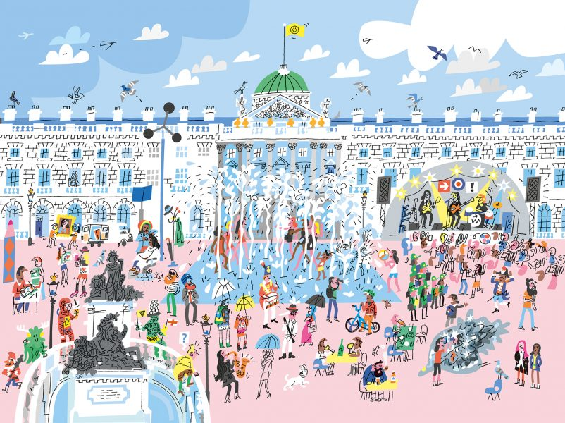 Somerset House _ Day