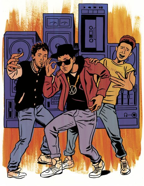 Sound and Vision - Beastie Boys