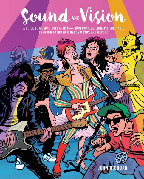 Sound and Vision - front cover