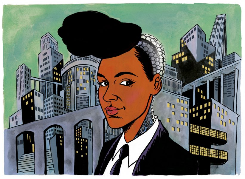 Sound and Vision - Janelle Monae