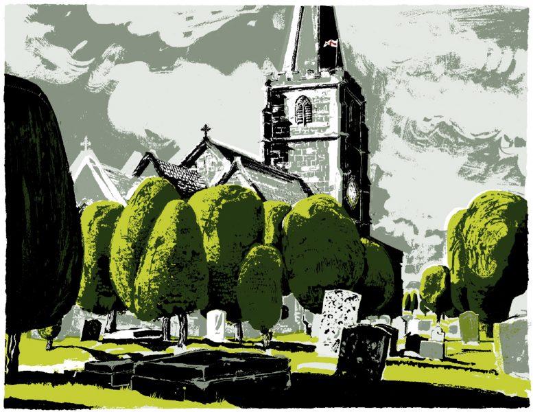 St Mary's Painswick
