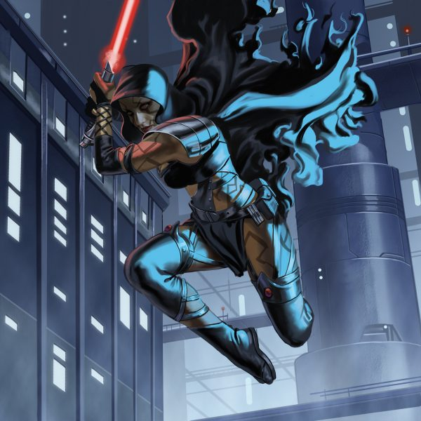 Star Wars Dark Jedi