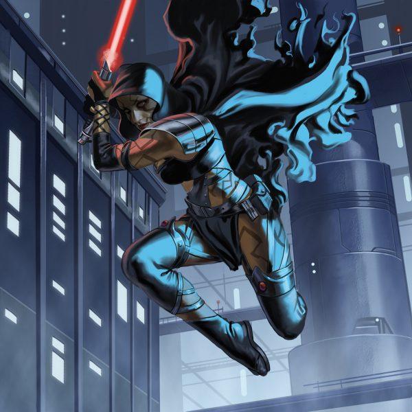 Star Wars Dark Jedi