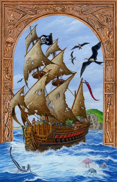 Story Box: The Pirate Ship