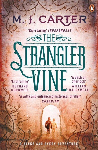 Strangler Vine Book Cover