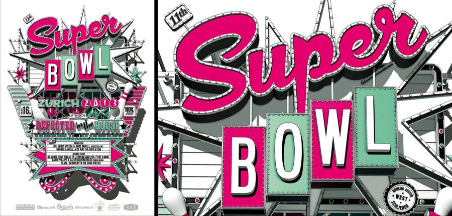 Superbowl Zurich