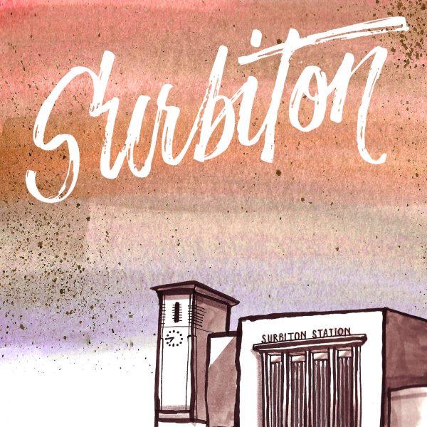 Surbiton Station