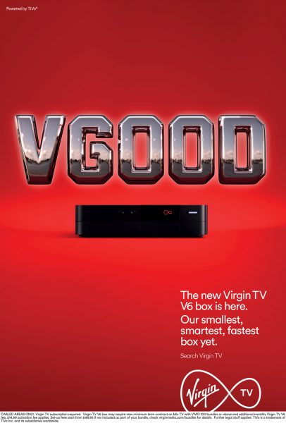 Virgin Media V6OOD