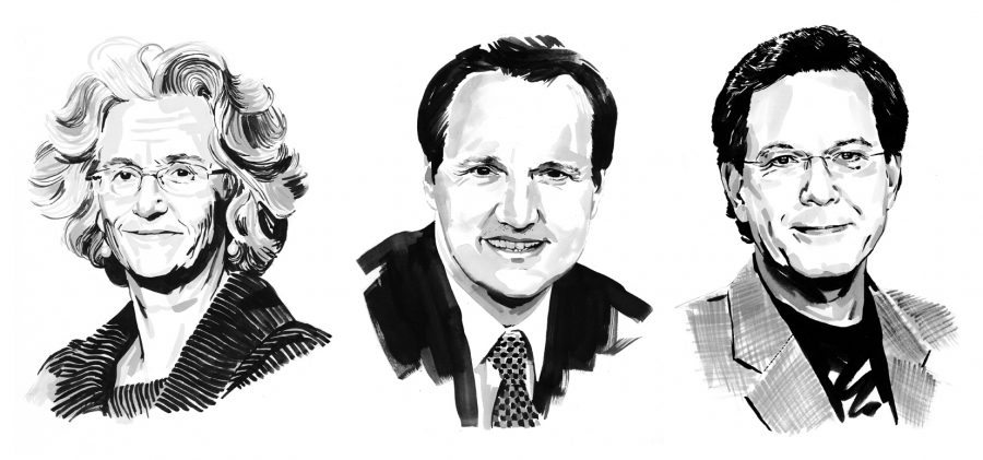 Technology Review Portraits
