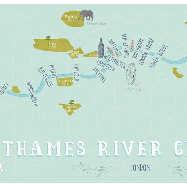 Thames River Crossings
