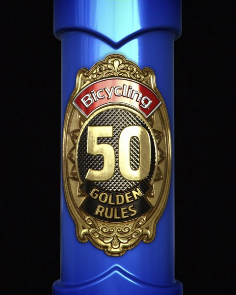 The 50 Golden Rules of Cycling Bicycling Magazine-