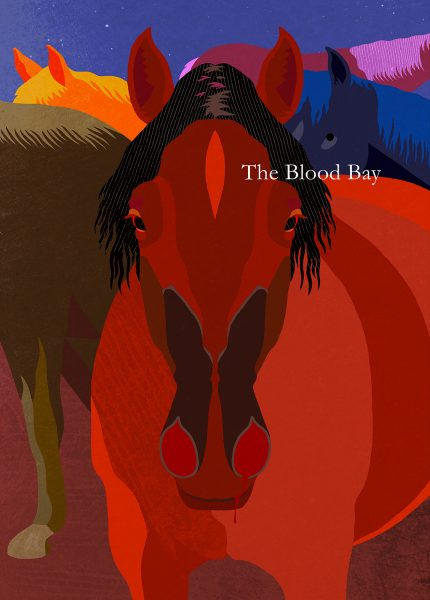 The Blood Bay by Annie Proulx