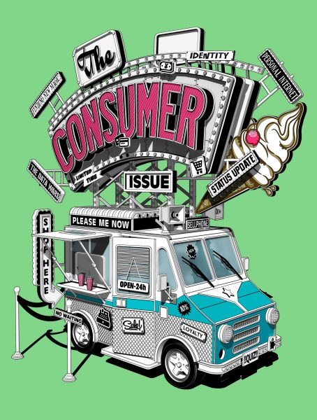 The Consumer / Blink Magazine