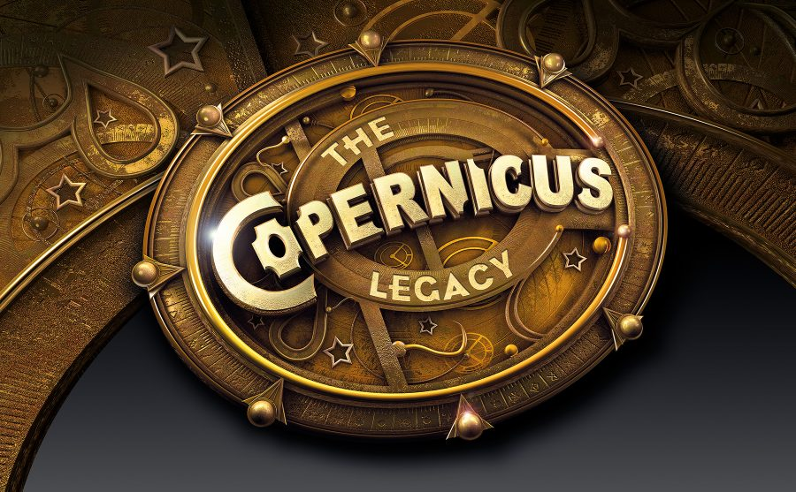 The Copernicus Legacy Book Logo