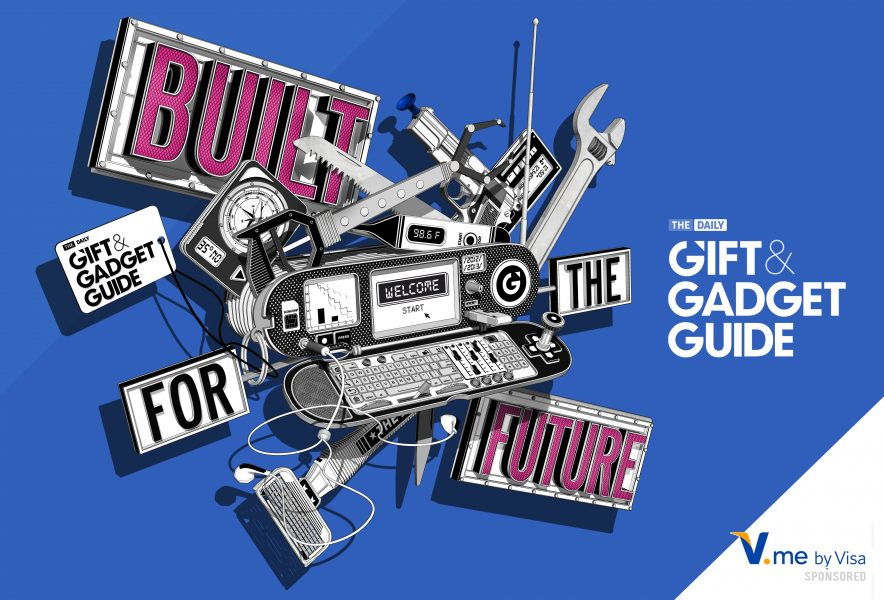 The Daily Gadget & Gift Guide 2013