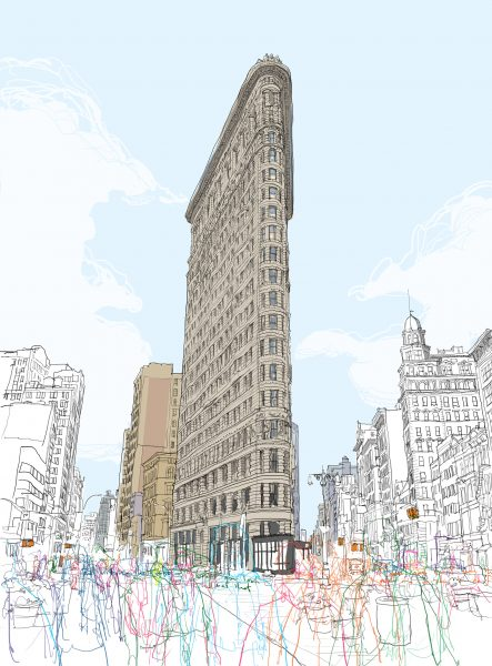 The Flatiron, New York