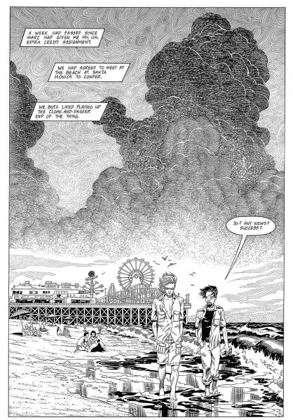 The Furnace (graphic novel,sample page 2)