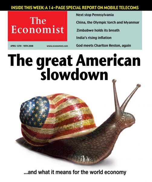 The Great American Slowdown / The Economist