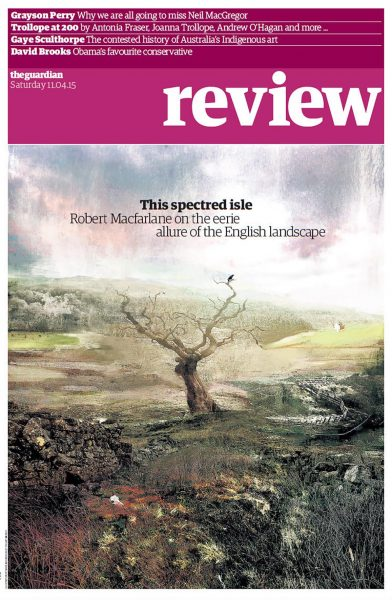 The Guardian Review Cover