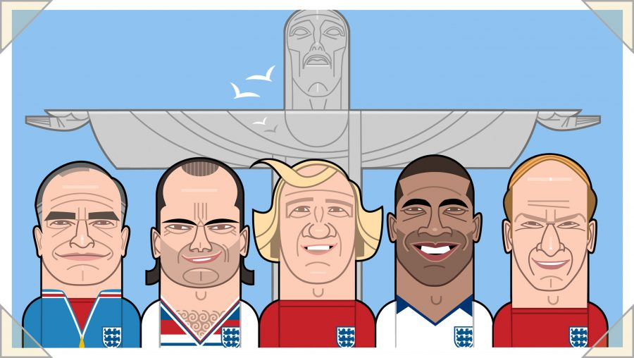 The Guardian 'World Cup Heroes'
