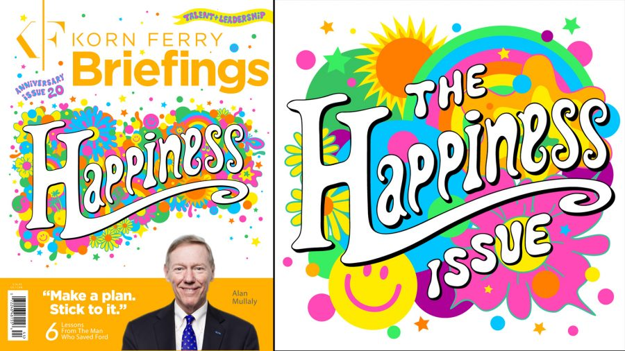 The Happiness Issue / Korn Ferry