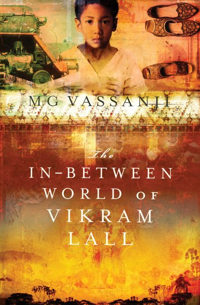 The In-between World of Vikram Lall / Canongate Books