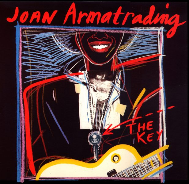 The Key Joan Armatrading Album Cover