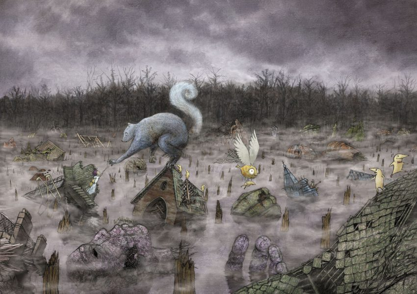 The Lost Marshes