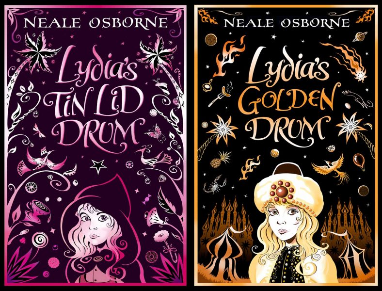 the 'Lydia' books