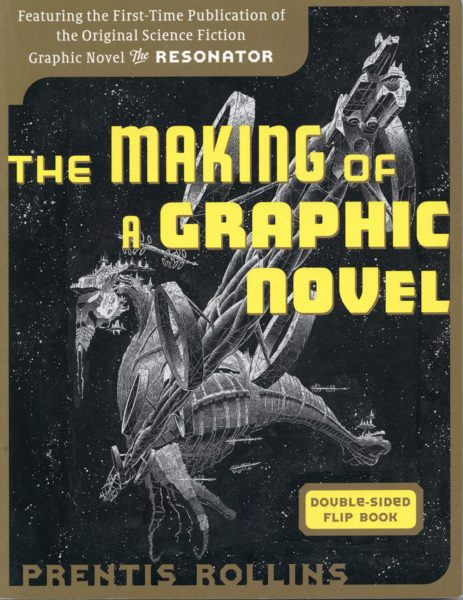 The Making of a Graphic Novel (cover)