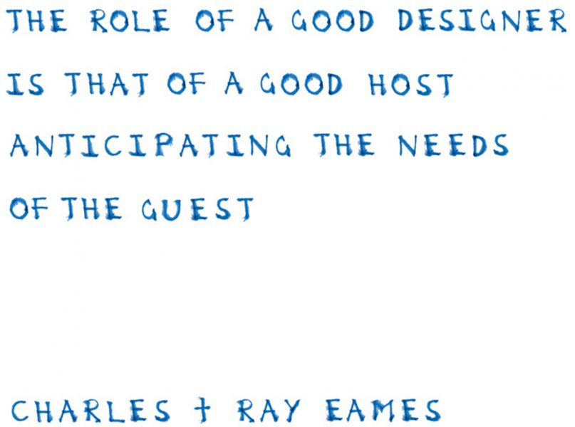 The Role of a Good Designer