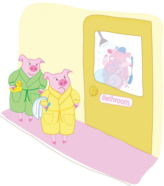 The Story Mouse App - Three Little Pigs
