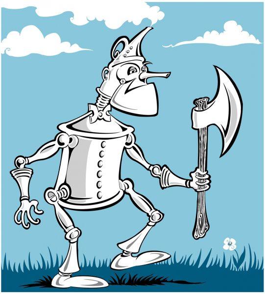 The Tin Woodsman
