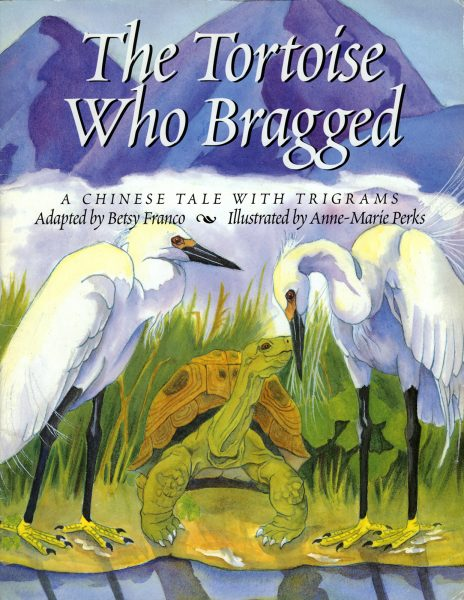 The Tortoise Who Bragged