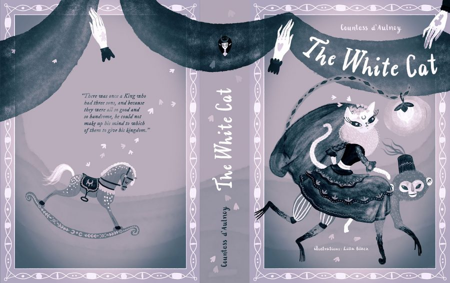The White Cat Book Cover