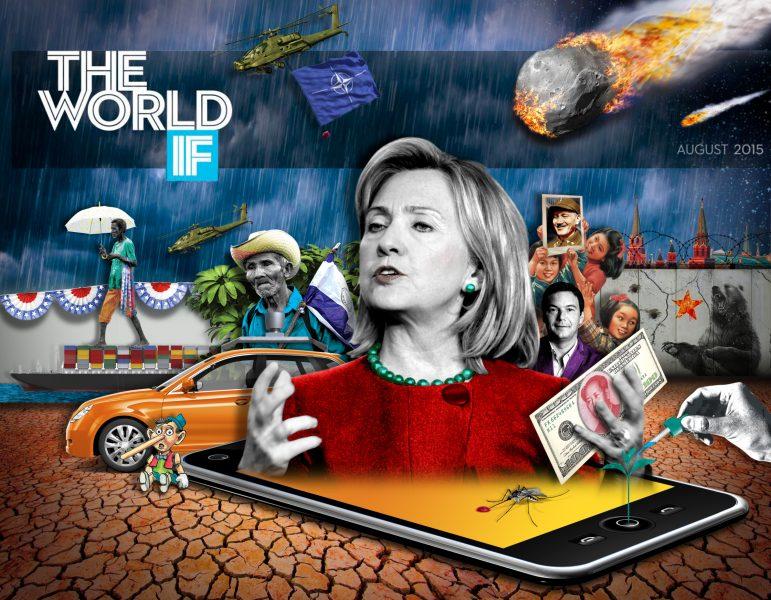 The World If Economist Magazine