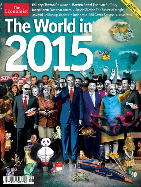 The World in 2015 / The Economist