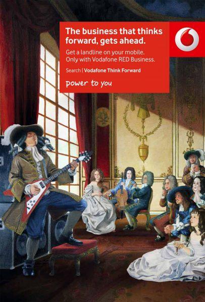 Think Forward / Vodafone