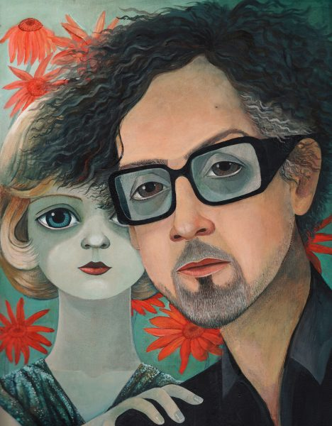 Tim Burton - Big Eyes