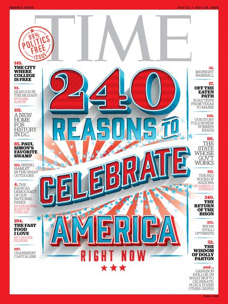 240 Reasons / Time Magazine