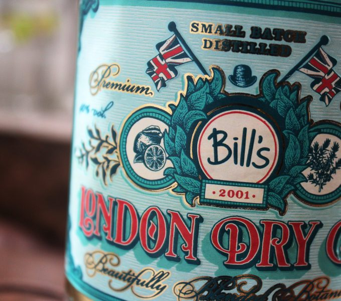 Bill's London Dry Gin